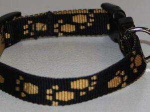 clip on collar