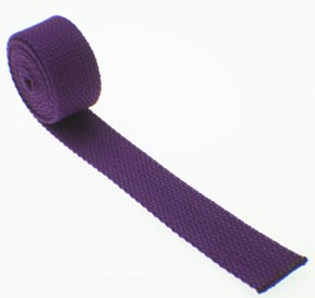 purple webbing