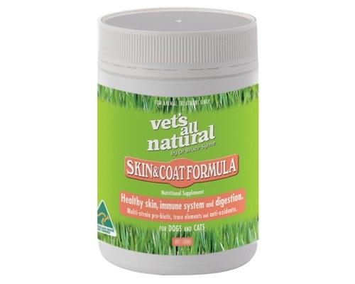 Skin and coat formula