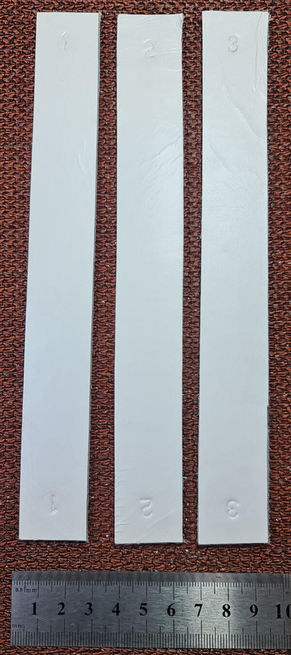 White Multiple Retrieve Leathers