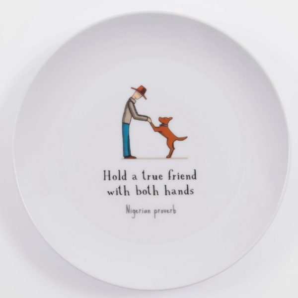 kelpie plate
