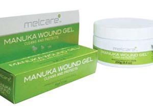 Manuka wound gel